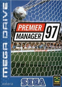 SEGA Mega Drive Játék Premier Manager 97 - A