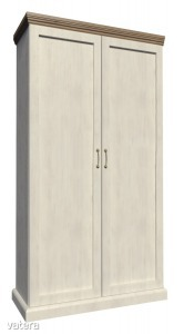 Royal S2D 2 ajtós szekrény