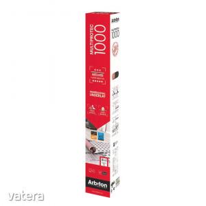 Padló szigetelés padlófűtéshez, Arbiton Multiprotec 1000, 1,5 mm, tekercs 8 x 1 m