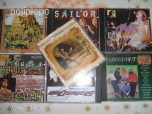 Gyári CD lemezek