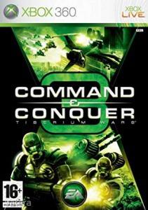 XBOX 360 Játék Command and Conquer - Tiberium Wars