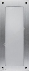 COMMAX DRC-NP névtábla kaputelefonhoz süllyesztett 120379