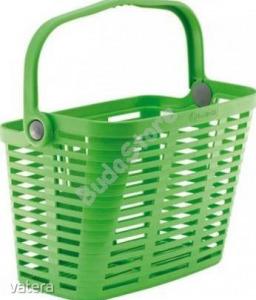 Bellelli Plaza Biciklis Kosár zöld 01PLZ30000
