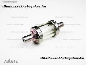 Benzinszűrő 10 fém házas 8mm