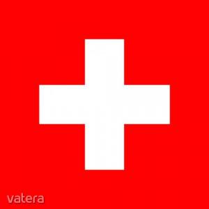 Nemzeti lobogó ország zászló nagy méretű 90x150cm - Svájc, svájci