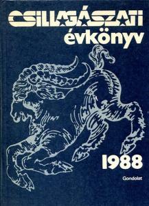 : Csillagászati évkönyv 1988