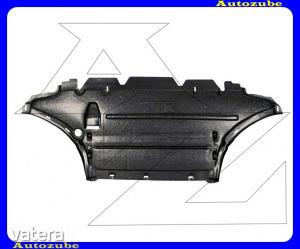 AUDI  A4  B8  2007.11-2012.01  /8K/  Alsó  motorvédő  burkolat,  haspajzs  (műanyag)