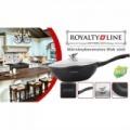 Royalty Line márvány bevonatos wok sütő 28cm RL-BW28M