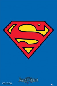 Superman (Classic Logo) plakát, poszter