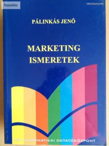 Pálinkás Jenő: Marketing ismeretek