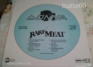 Frank Zappa: Rare Meat US