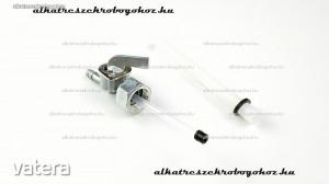 Benzincsap Moped 4T alsó csatlakozós RV-02-05-24
