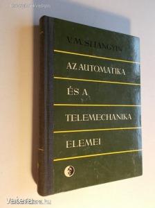 V. M. Sljangyin: Az automatika és a telemechanika elemei (*KYQ)