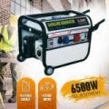 Kerekes Powertech 6500W generátor