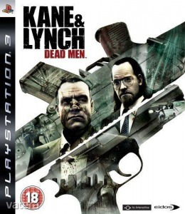 PS3  Játék Kane & Lynch Dead men