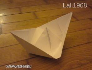 Papírhajó (meghosszabbítva: 1820523767) - Vatera.hu Kép