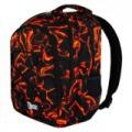 St.Right - Lava hátizsák, iskolatáska - 3 rekeszes (619373)