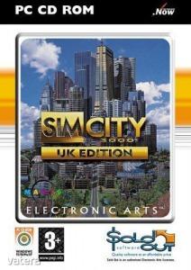 PC  Játék Sim City 3000 - UK Edition (SoldOut)