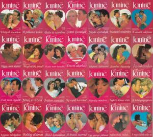 28db-os Janine romantikus könyvcsomag (#3)