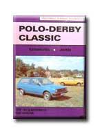 Volkswagen Javítási kézikönyv, volkswagen polo-derby classic 1976-1992 - 4990 Ft Kép