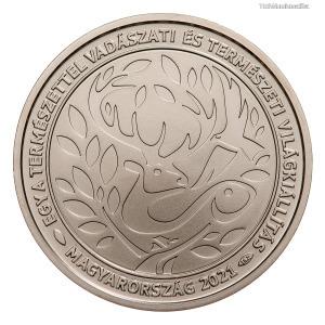 Vadászati és Természeti Világkiállítás 2000 Forint 2021
