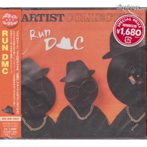 Run DMC japán CD Új!