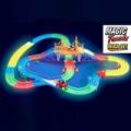 Magic Tracks világítós autópálya (360 db, 2db. LED-es autó, +11 extra)