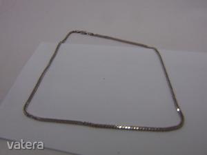 Ezüst  nyaklánc 6.3 43 cm