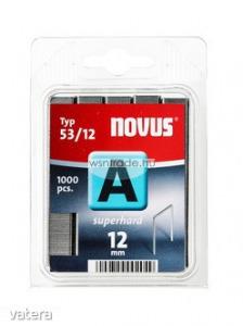 Novus tűzőkapcsok A SH szuperkemény 12 mm 1000 db - Vatera.hu Kép
