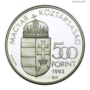 Telstar-1 500 Forint 1992 PP