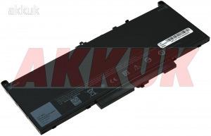 Helyettesítő laptop akku Dell Latitude E7270