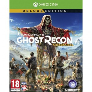 Xone tom clancy's ghost recon: wildlands deluxe edition - Konzol, játékszoftver