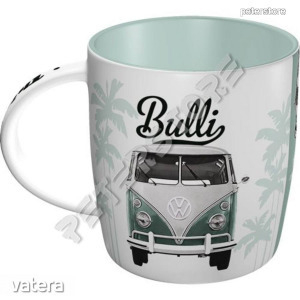 Retró Bögre - Volkswagen VW T1 Busz