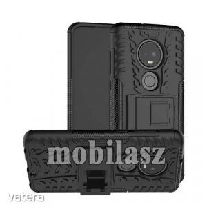 MOTOROLA Moto G7, OTT! VROOM mobiltok, Fekete