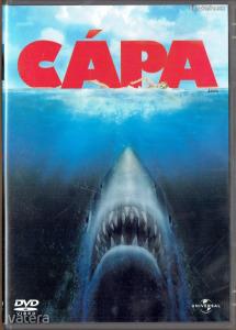 Cápa (1975) DVD szinkronos magyar kiadás r: Steven Spielberg