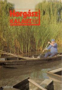 Vigh József szerk.: Horgászkalauz 1987