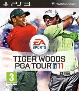 PS3  Játék Tiger Woods PGA Tour 11