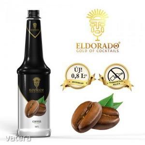 Eldorado kávé szirup 0,8