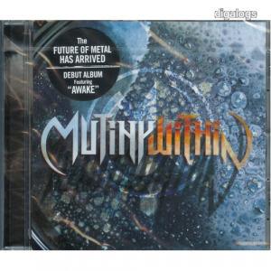Mutiny Within CD Új!