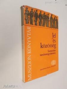 Voigt Vilmos, Szépe György, Szerdahelyi Istán: Jel és közösség - Szemiotikai... (*97)