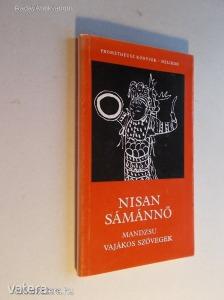 Nisan sámánnő - Mandzsu vajákos szövegek (*88)