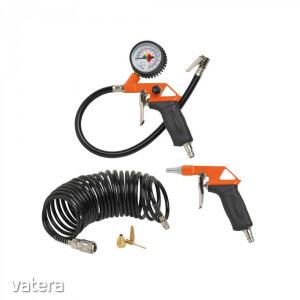 Csomag 6db Black&Decker kompreszor kellékek - Vatera.hu Kép