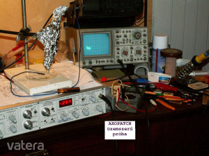Analitikai és más nagyértékű műszerek, PLC vezérlők javítása is