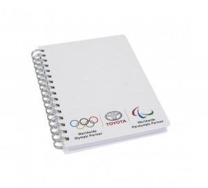 Toyota Jegyzetfüzet, toyota olympics (2020 modellév)