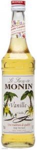 Monin Vanília szirup (Vanilla) 0,7L