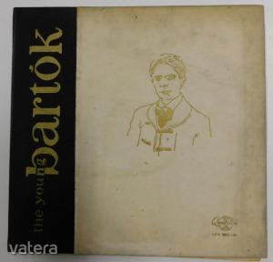 Bartók Béla - The Young Bartók LP 2xLP (VG+/VG) - Vatera.hu Kép