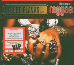 Street Flavas Reggae 2CD Új!