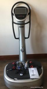 luxus Power Plate My7 vibrációs tréninggép áron alul