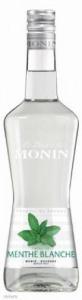 Monin Fehér Menta likőr (White Mint) 0,7L
