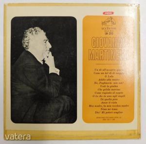 El Arte de Giovanni Martinelli LP (EX/VG) ARG - 2875 Ft Kép